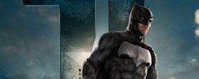 'Liga de la Justicia': Batman, protagonista del nuevo 'teaser' y póster de la película