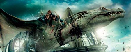 'Harry Potter y las reliquias de la muerte: Parte 2'. Carteles, carteles y más carteles.