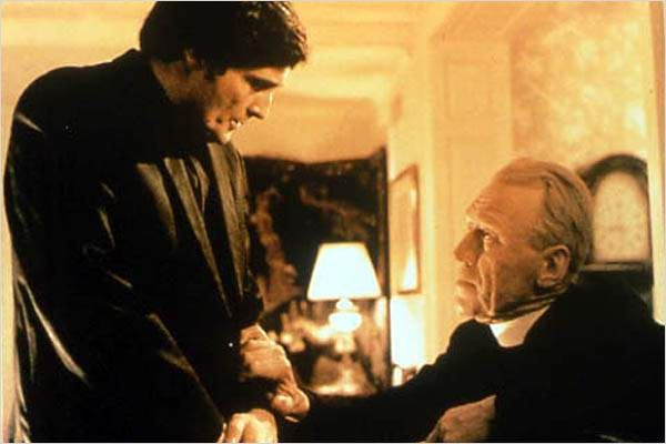 El Exorcista : foto Jason Miller, Max von Sydow, William Friedkin