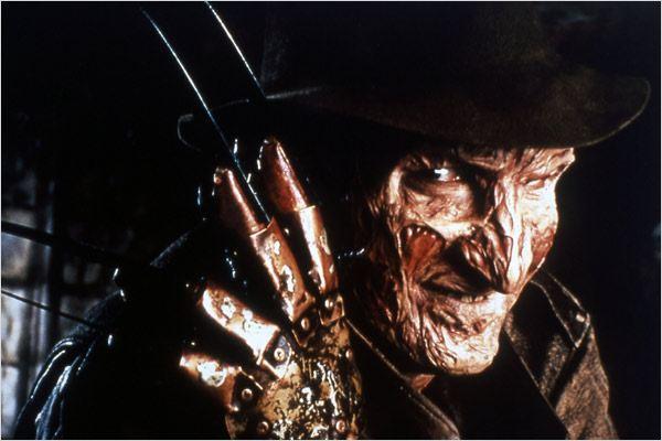 Pesadilla en Elm Street : foto Robert Englund, Wes Craven