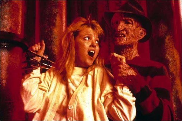 Pesadilla en Elm Street 4 : foto Lisa Wilcox, Renny Harlin, Robert Englund