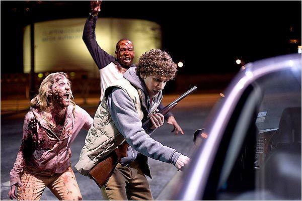 Bienvenidos a Zombieland : foto Jesse Eisenberg, Ruben Fleischer