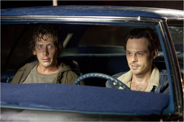 Ben Mendelsohn y Scott McNairy Mátalos suavemente (2012) Andrew Dominik