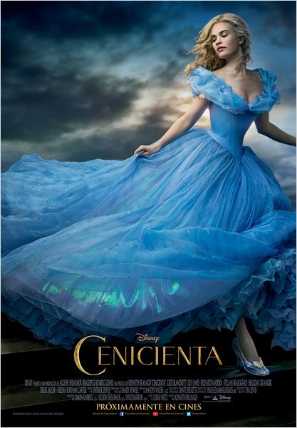Cenicienta - Cartel