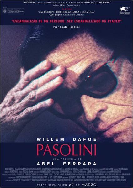 Pasolini - Cartel