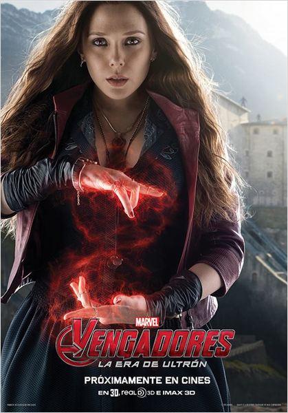 Vengadores: La era de Ultrón - Cartel