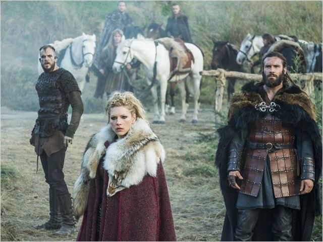 Vikings sinopsis  temporada 4 555655