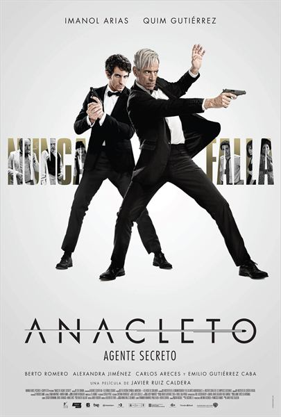 Anacleto: Agente secreto - Cartel