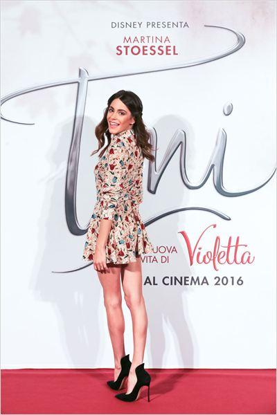 Tini: El Gran Cambio de Violetta : Couverture magazine Martina Stoessel